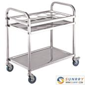 Stainless Steel Seasoning Cart