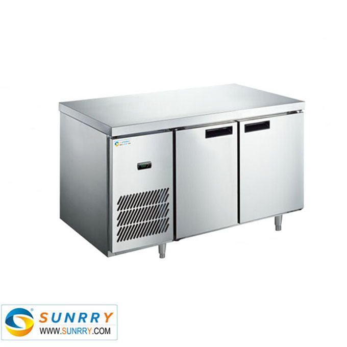 Refrigerated Table
