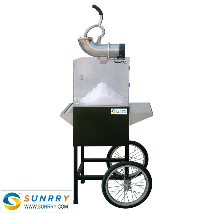 Ice Crusher With Cart