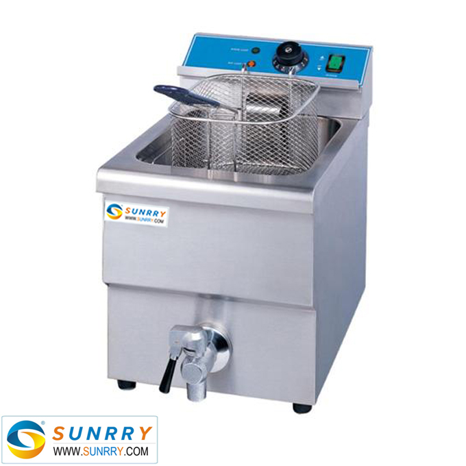 Counter Top Electric 1-Tank Fryer